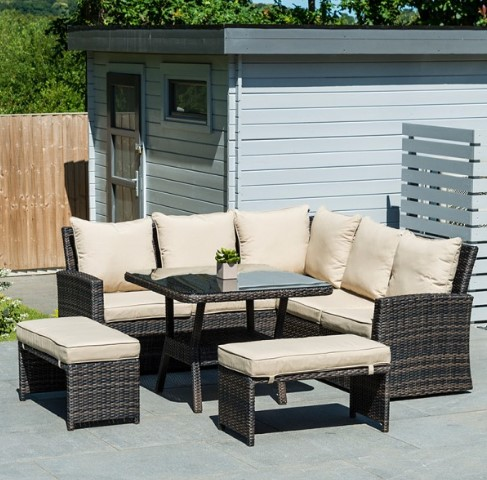 Spend On Outdoor Furniture